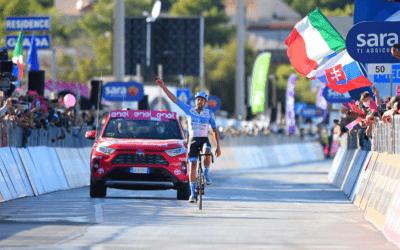 Black Inc's Debut Giro d'Italia